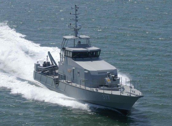 Neuf marins secourus par des unités des gardes-côtes à Mostaganem