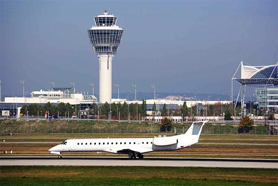 Les tours de contrôle des aéroports de Gharadaïa, Tamanrasset et Constantine