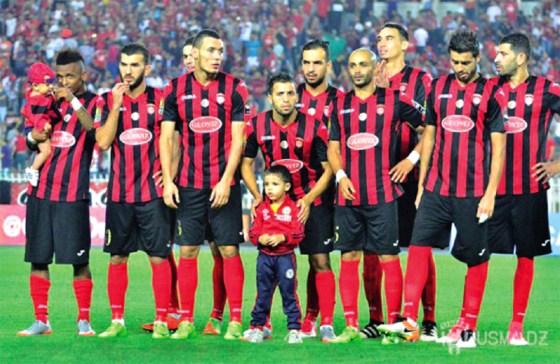 USM Alger 4 – Caps United du Zimbabwe 1 : Soustara sur la voie royale