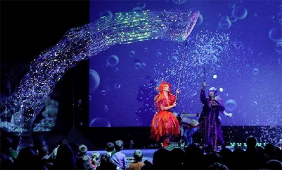 Féérique «Underwater Bubbles»