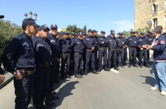 Des gang de «casse» arrêtées à Alger