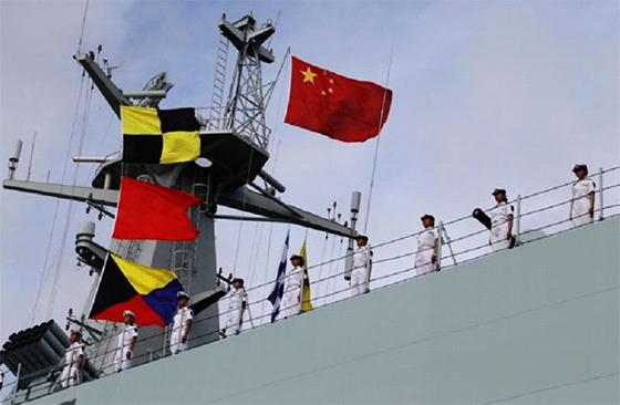 La Chine envoie des soldats à Djibouti, sa première base à l'étranger