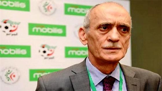Kerbadj insiste sur le respect des dates des compétitions