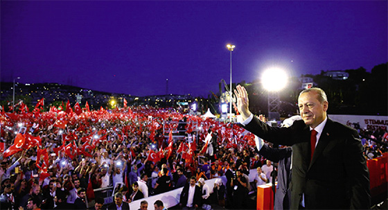 «Les multiples ennemis de la Turquie attendent son déclin»