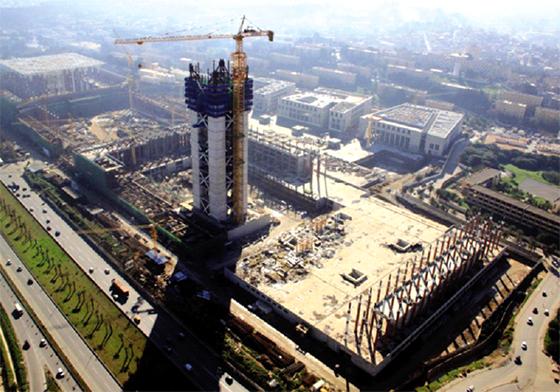 Tebboune nomme un nouveau gestionnaire de la Grande mosquée d'Alger