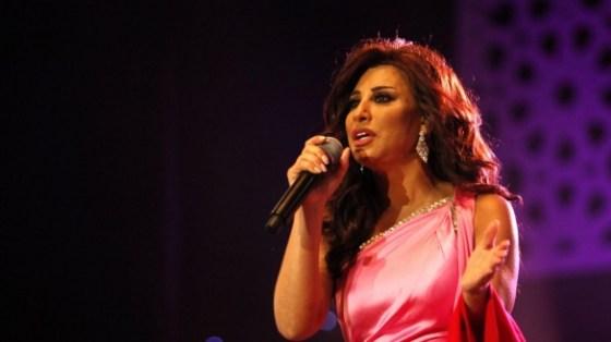 Najwa Karam au théâtre de Verdure à Alger : « La Palestine est à nous »
