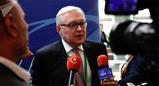 La riposte russe rétablit l'équilibre entre les parties