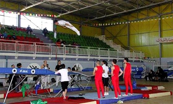 Gymnastiques : Le ministre Ould Ali s'enquit du stage bloqué