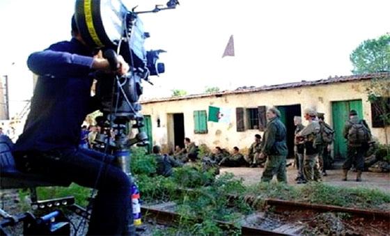 Le cinéma a été un art et une arme  au service de la Révolution algérienne