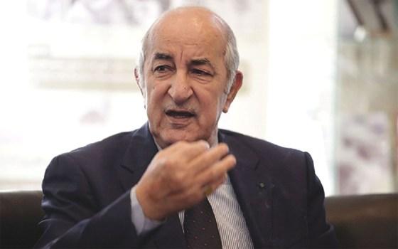 Tebboune : «Pas de recours  à l'endettement extérieur»