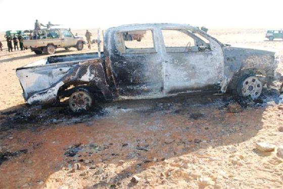 Menaces terroristes dans le sud : Une seule option, l'éradication