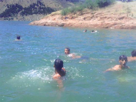 Sensibilisation sur les risques de baignade dans les barrages