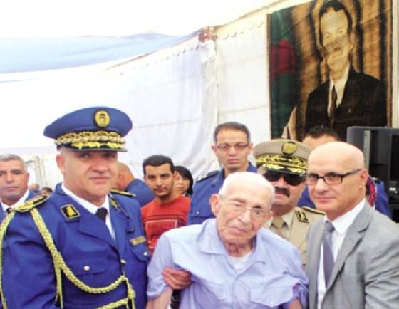 A 100 ans, il est le policier le plus âgé d'Algérie