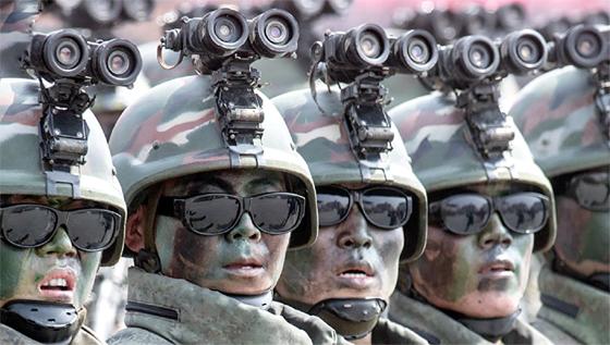 Un signal à tous les adeptes des solutions militaires