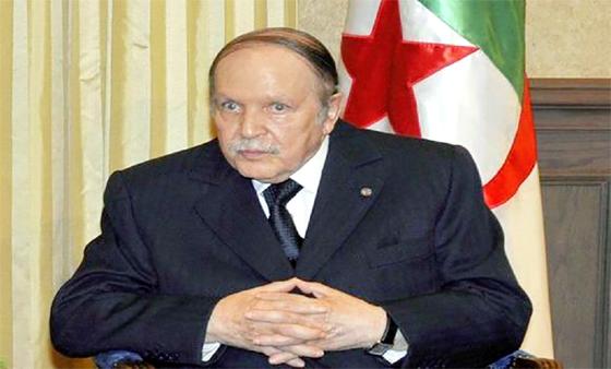 Bouteflika signe des décrets de ratification d'accords internationaux