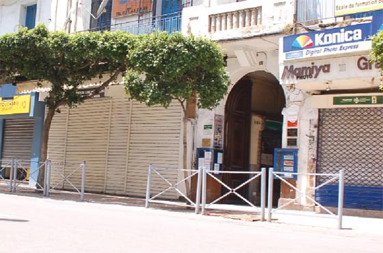 l'UGCAA : 5% des commerçants ont désobéi