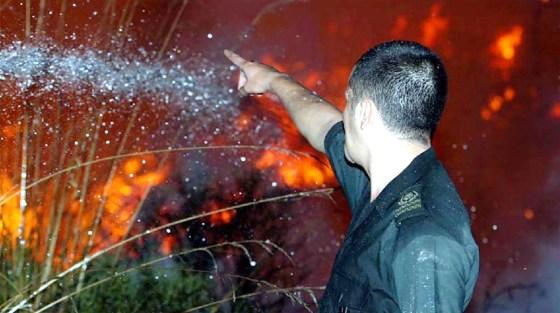 D'autres pyromanes arrêtés par la Gendarmerie nationale