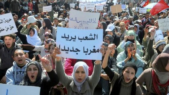 Le Maroc est au bord de l'explosion