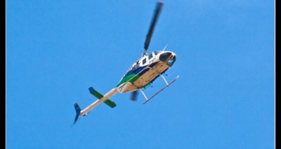 Crash d'un hélicoptère de Tassili Airlines à Douera