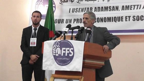 Un nouveau premier secrétaire à la tête du FFS