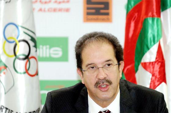 Mustapha Berraf : « La participation algérienne est loin de nos attentes »