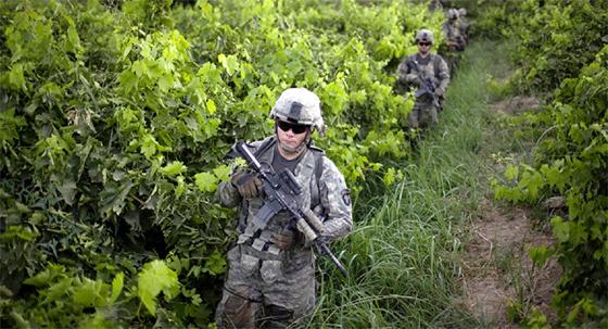 Moscou appelle Washington à retirer ses troupes de l'Afghanistan