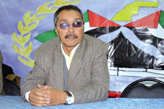 Le président du Conseil sahraoui « Le Maroc est en position de faiblesse »