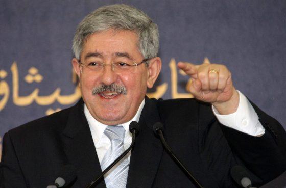 Ahmed Ouyahia nouveau Premier ministre