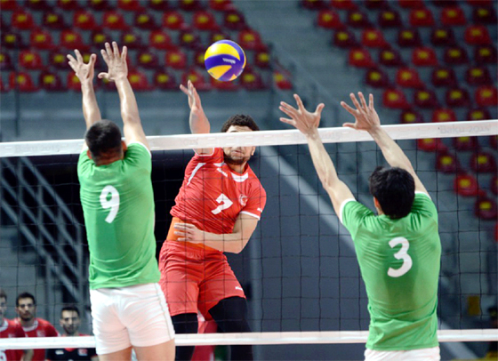 La participation algérienne passe par le sacre au tournoi zonal qualificatif de Tunis