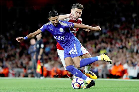Leicester prêt à lâcher du lest dans le dossier Mahrez ?