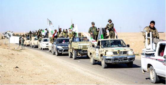 Le Hachd irakien refuse la participation des Américains