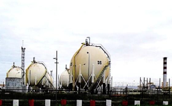 La réhabilitation de la raffinerie d'Alger va bon train