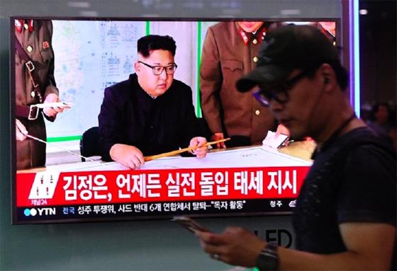 Trois missiles nord-coréens tirés samedi matin