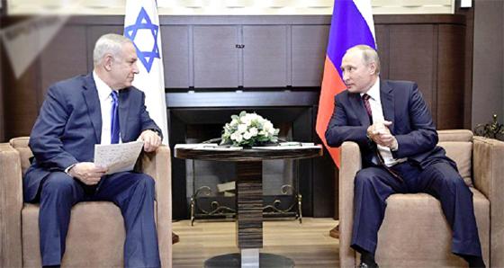Netanyahu explique les motifs de sa visite surprise en Russie