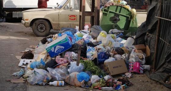 Une marche à Akbou pour exiger le ramassage des ordures
