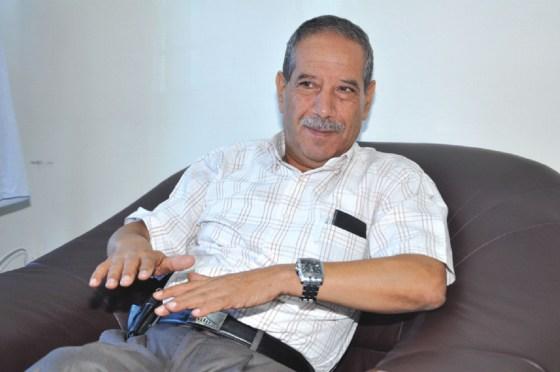 """M. Lezhari Ajdabi au JI: """"Les dockers soutiennent Sidi Saïd"""""""