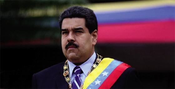 Le Président Maduro en visite à Alger pour deux jours
