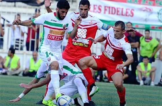 Ligue 1 Mobilis : CRB-MCA au Stade du 20 Aout 55 (El Annassers)