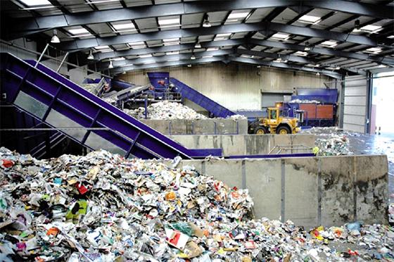 Valorisation des déchets : Gains potentiels de 300 millions de dollars