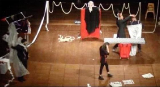 Festival international du théâtre : Skamla d'Algérie est en scène