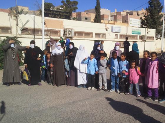 Ghardaïa : Une rentrée scolaire perturbée