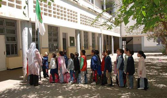 Tissemsilt : 37 millions DA pour l'aménagement des écoles