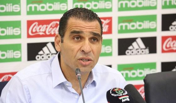 Zetchi : «La non-convocation de Mahrez, Slimani, Bentaleb et Guedioura n'est pas une mise à l'écart»
