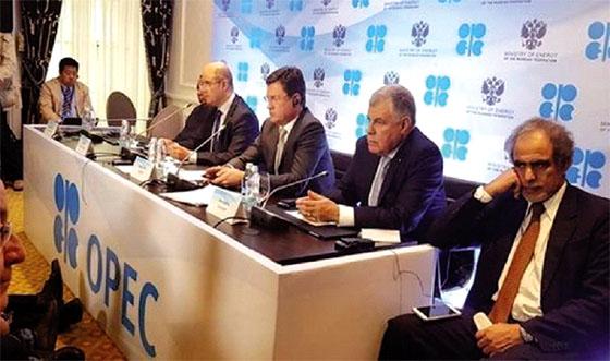 OPEP : Guitouni à Vienne pour conforter l'accord d'Alger