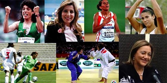 Forum Femme et sport : Les sportives appelées à faire face à l'adversité