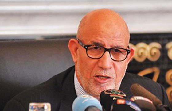 Derbal appelle les «intervenants» à surveiller le scrutin du 23 novembre