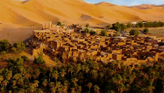 Habitation saharienne : L'approche réaliste
