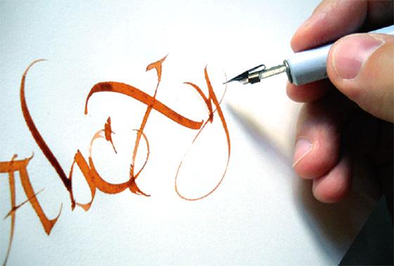 Un atelier pour découvrir la calligraphie du Japon