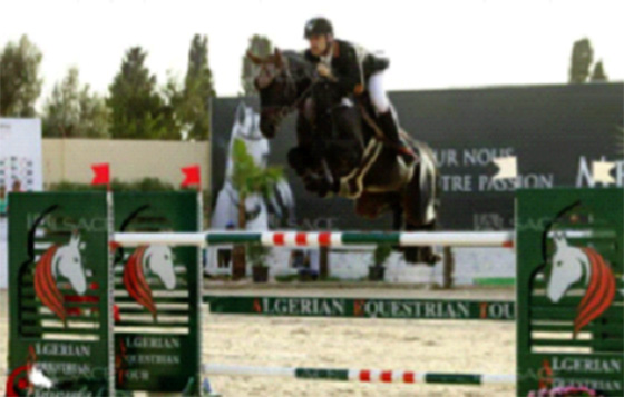 Les cavaliers Abdenour Asli et Karim Bouzida vainqueurs