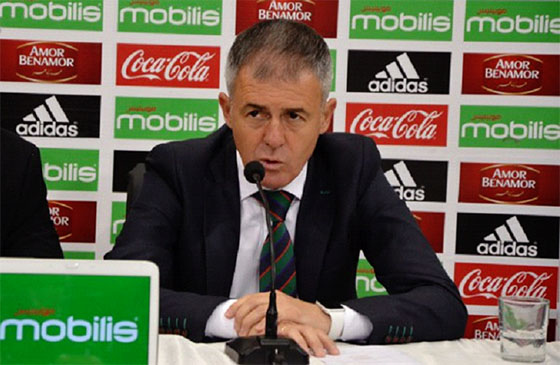 Lucas Alcaraz : «Mon objectif est de gagner la CAN 2019»